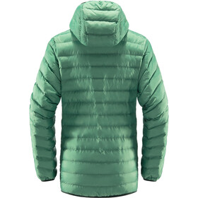 Haglöfs Särna Mimic Hood Dames, trail green